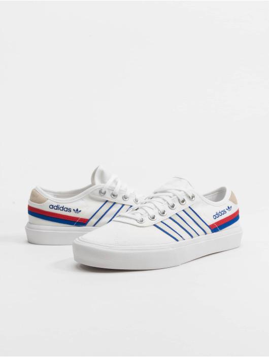 adidas Originals Tennarit Delpala valkoinen