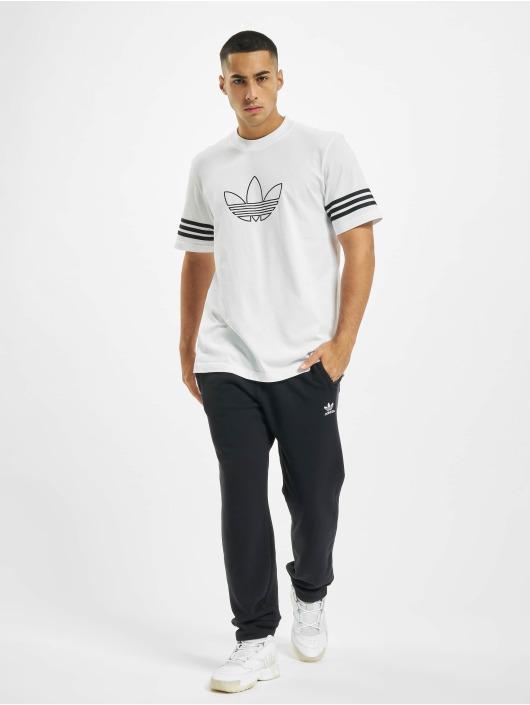 adidas Originals tepláky Trefoil èierna