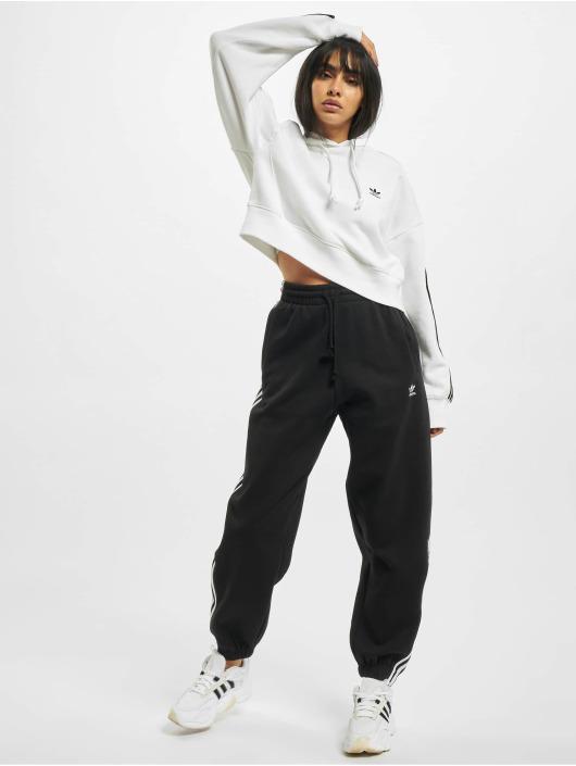 adidas Originals tepláky Fleece èierna