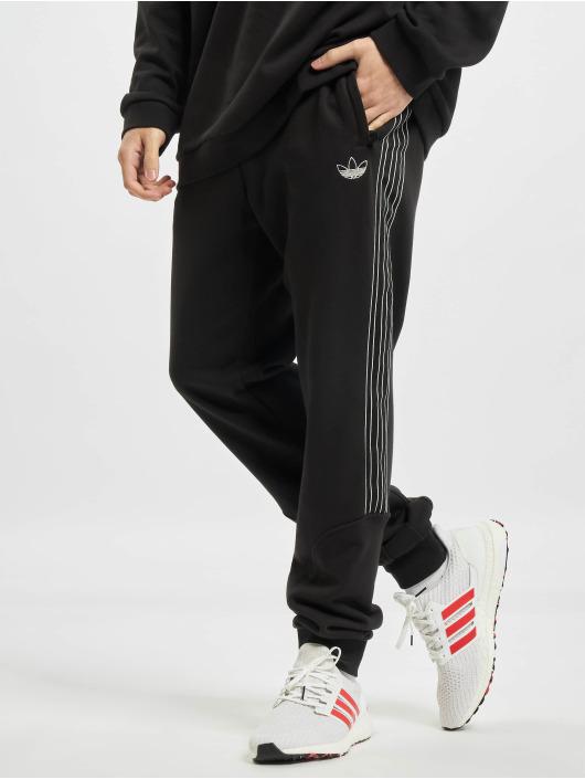 adidas Originals tepláky Sport èierna