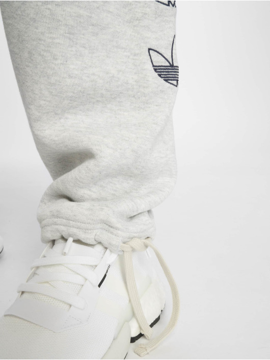 adidas originals tepláky Ft šedá