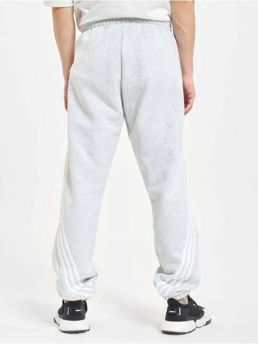 adidas Originals tepláky 3-Stripe Wrap šedá