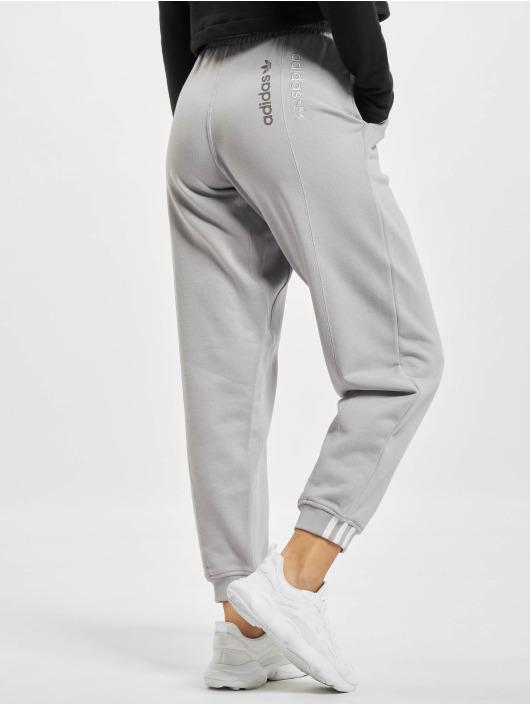 adidas Originals tepláky Regular šedá