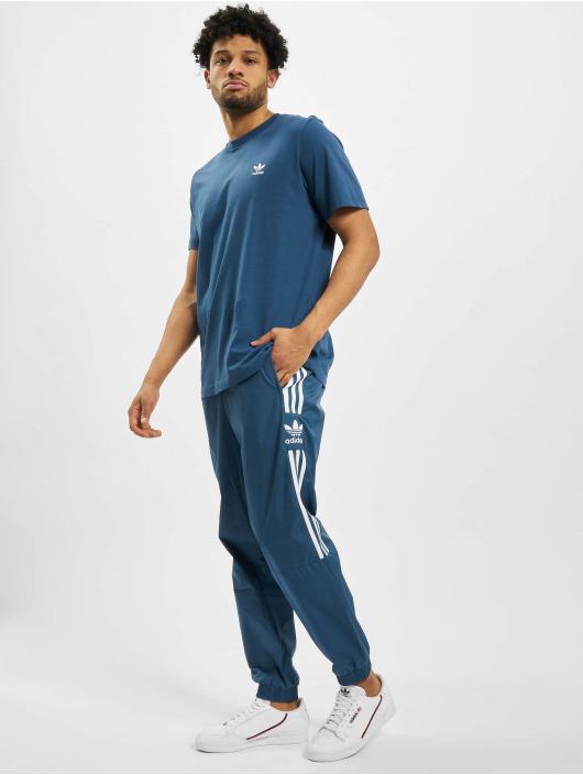 adidas Originals tepláky Lock Up modrá