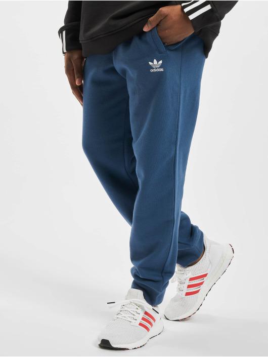 adidas Originals tepláky Originals Trefoil modrá