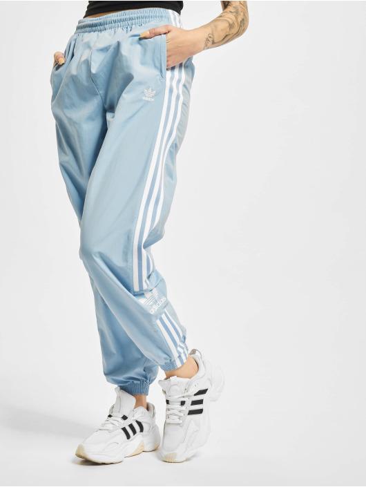 adidas Originals tepláky Track modrá