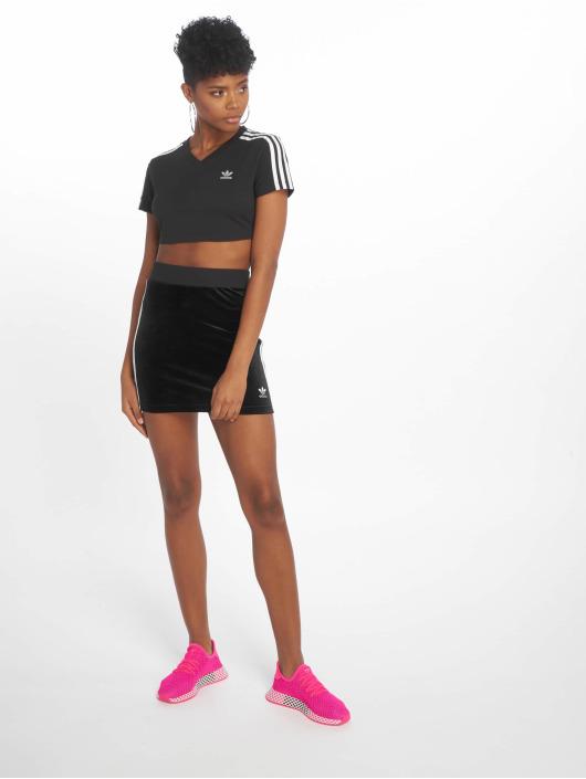 adidas Originals Topy/Tielka Cropped èierna