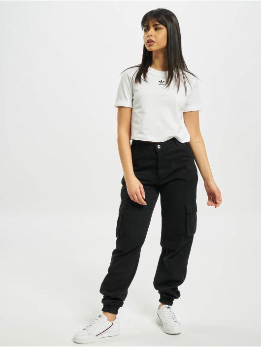 adidas Originals Topy/Tielka Crop biela