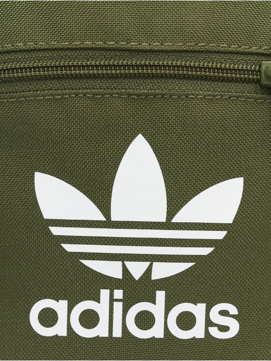adidas Originals Torby Trefoil oliwkowy