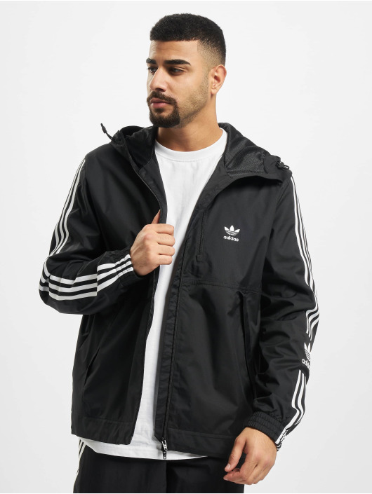 adidas Originals Trainingsjacken Lock Up schwarz