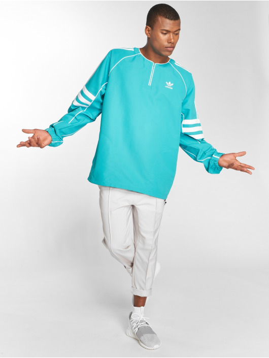 adidas originals Transitional Jackets Auth Wvn Tunic blå