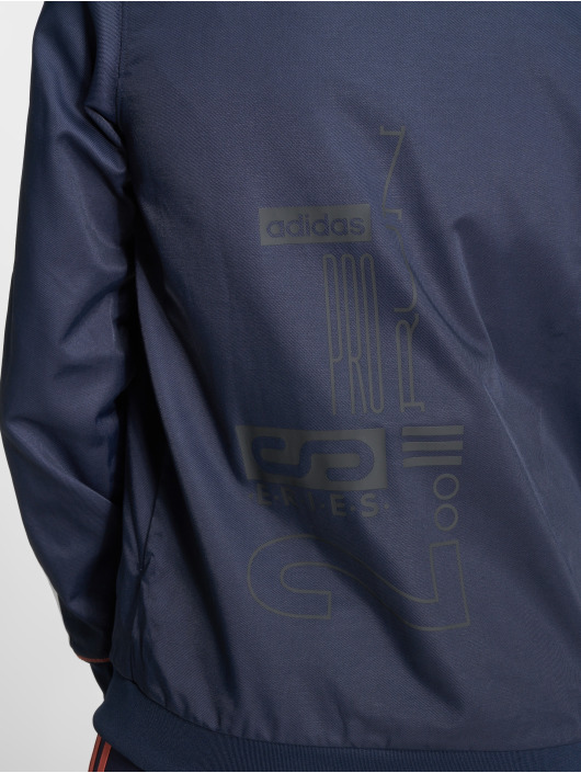 adidas originals Transitional Jackets AI BB blå