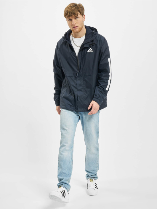 adidas Originals Transitional Jackets BSC 3-Stripes blå