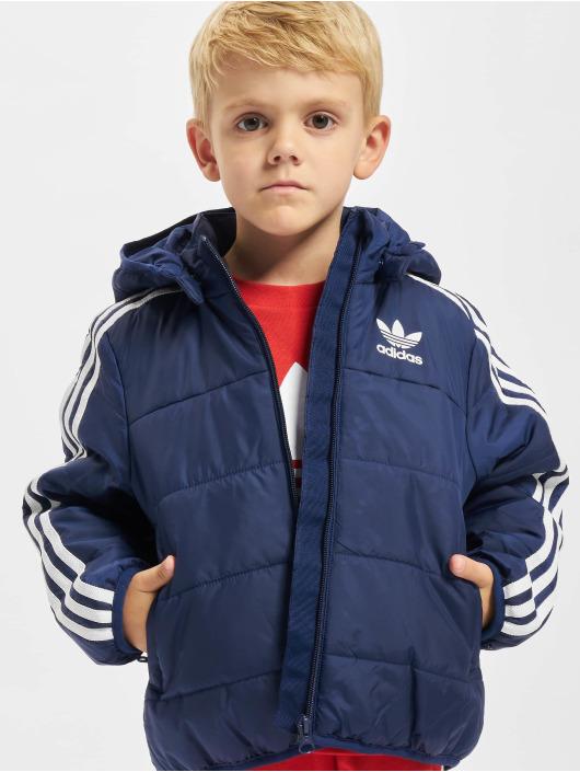 adidas Originals Transitional Jackets Padded Transition blå
