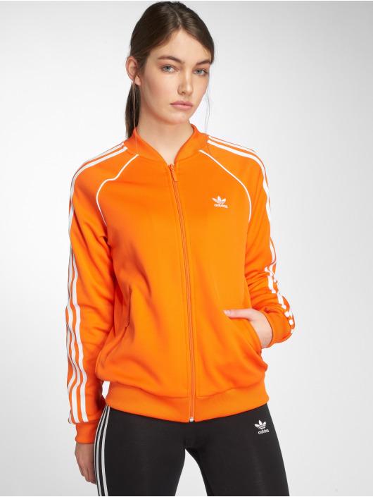 adidas originals Transitional Jackets Sst Tt Transition oransje