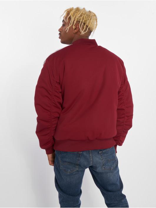 adidas originals Transitional Jackets Ma1 Padded Transition red