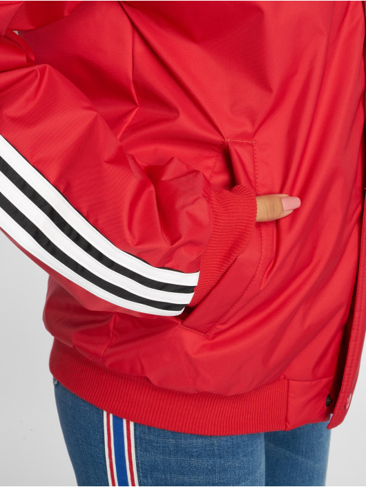 adidas originals Transitional Jackets Sst red