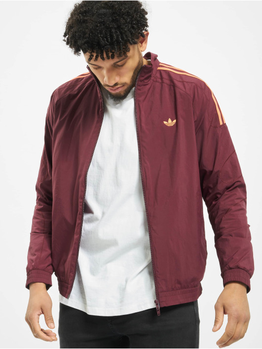 adidas Originals Transitional Jackets Flamestrike red