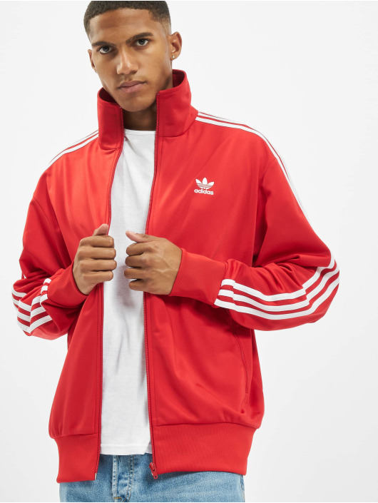 adidas Originals Transitional Jackets Firebird red