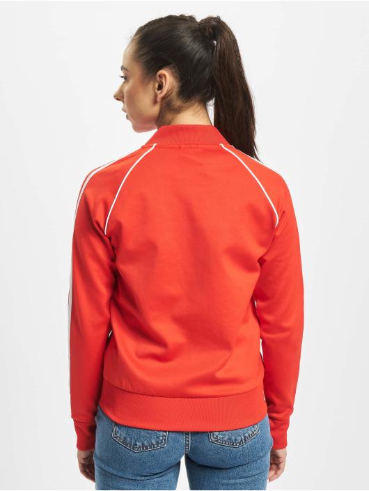 adidas Originals Transitional Jackets SST Track red