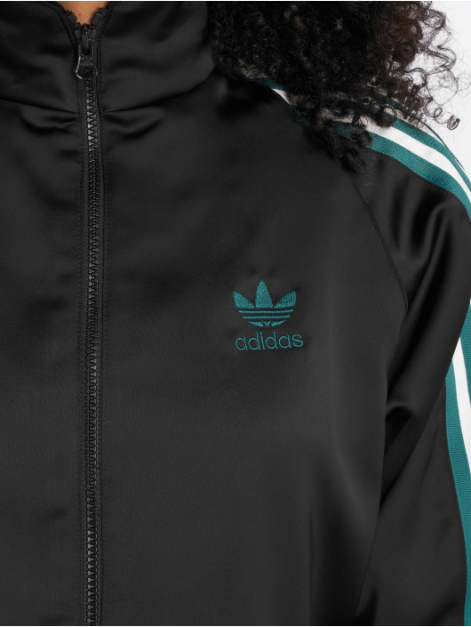 adidas originals Transitional Jackets Track Top Satin svart