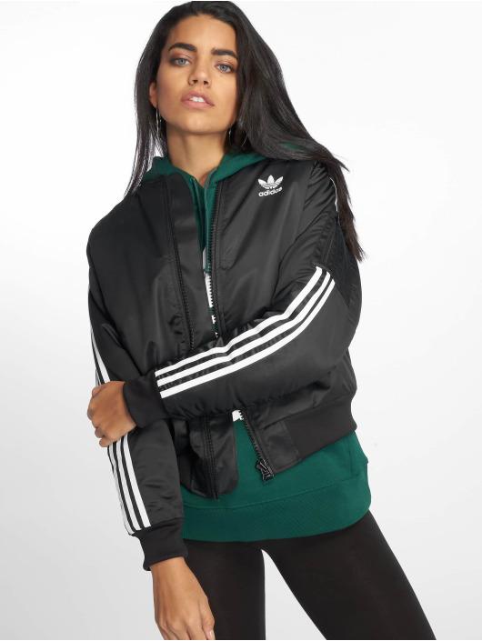 adidas Originals Transitional Jackets Bobmber svart