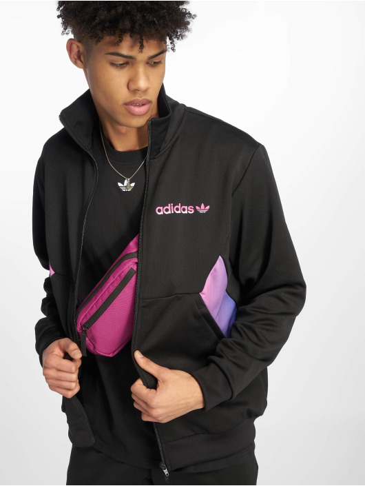 adidas Originals Transitional Jackets Originals Degrade svart