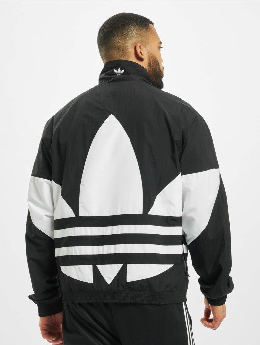 adidas Originals Transitional Jackets BG Trefoil svart