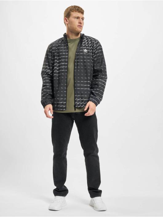 adidas Originals Transitional Jackets Mono TT M2 svart