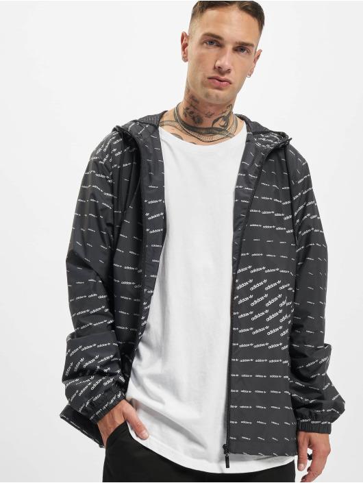 adidas Originals Transitional Jackets Mono WB svart