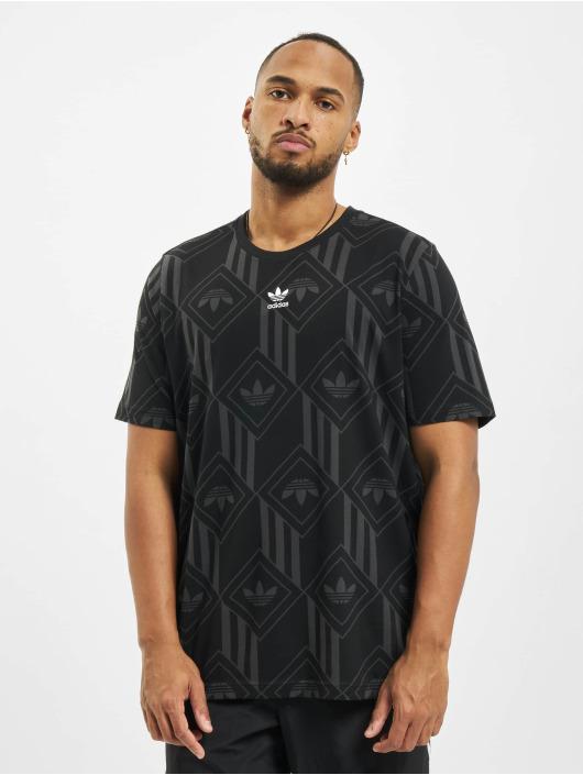 adidas Originals Tričká Mono èierna