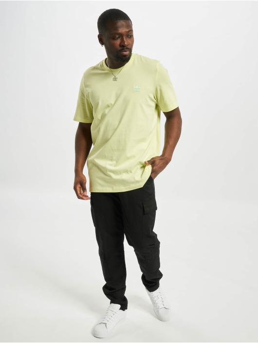 adidas Originals Tričká Essential žltá