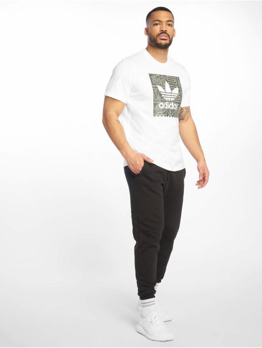adidas Originals Tričká Dakari BB biela