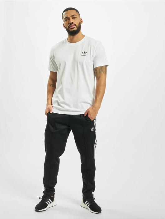 adidas Originals Tričká Camo Essential biela