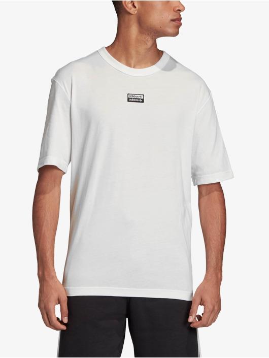 adidas Originals Tričká F biela
