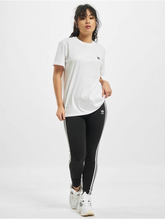 adidas Originals Tričká Loose biela