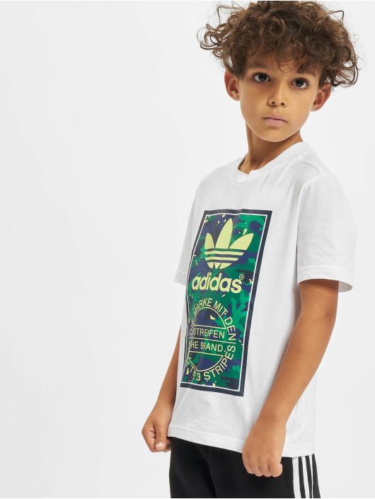 adidas Originals Tričká Camo biela