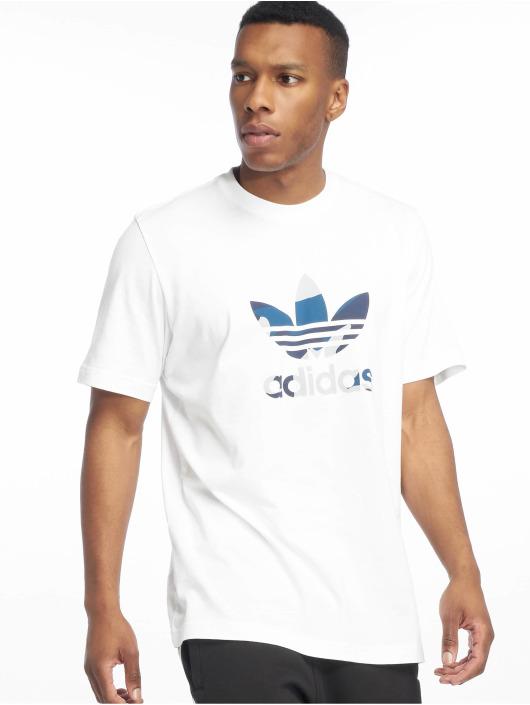 adidas Originals Tričká Camo Infill maskáèová