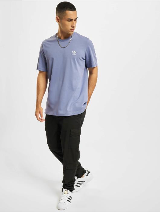 adidas Originals Tričká Essential modrá