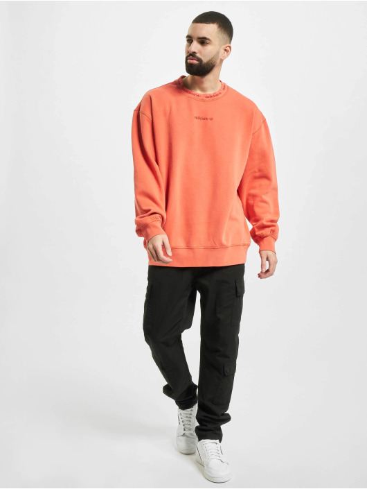 adidas Originals Tröja Dyed apelsin