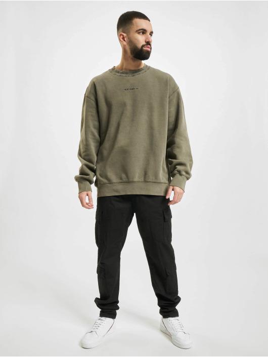 adidas Originals Tröja Dyed oliv