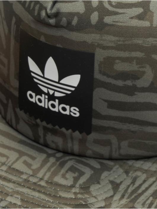 adidas Originals Trucker Cap Dakarihat khaki