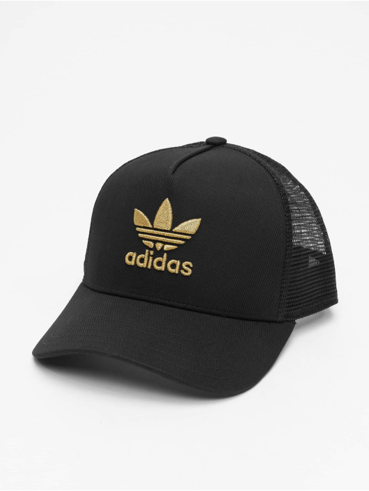adidas Originals Trucker Cap AC Golden schwarz