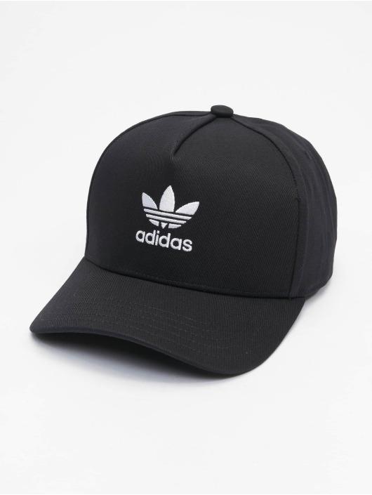 adidas Originals trucker cap Adicolor Closed zwart