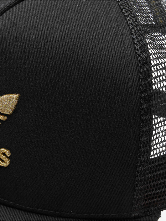 adidas Originals Truckerkeps AC Golden svart