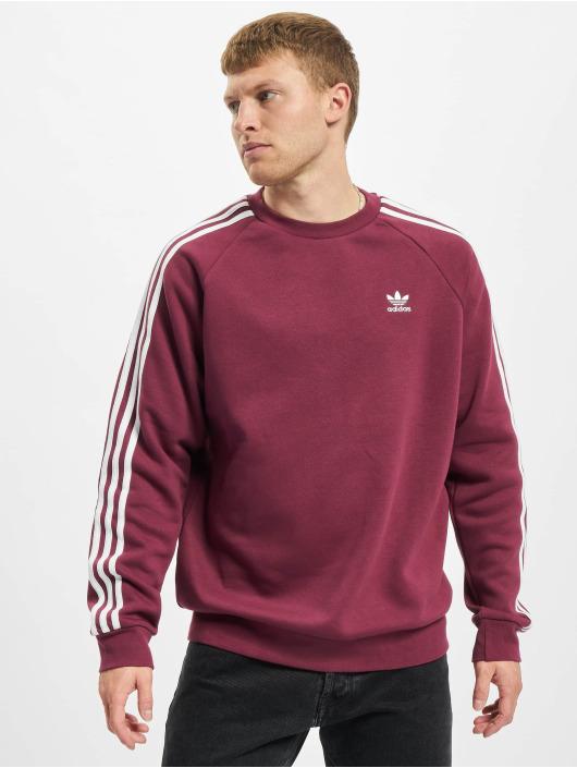 adidas Originals trui 3-Stripes rood