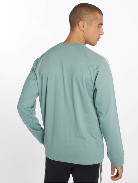 adidas originals trui 3-Stripes turquois