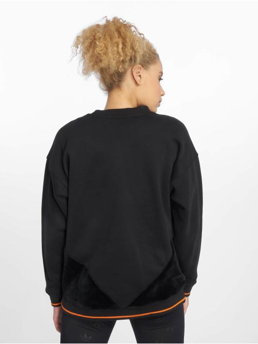 adidas originals trui Clrdo Sweater zwart
