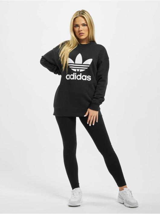 adidas Originals trui Trefoil zwart