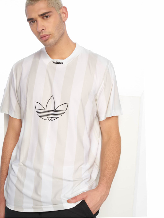 adidas Originals trykot Es Ply Jersey bialy
